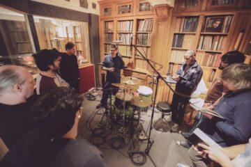 Steve albini grabación batería